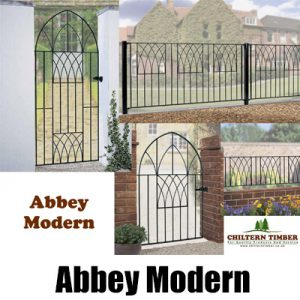 Abbey Modern Gates, Fencing & Railings