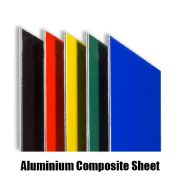 aluminium comp sheet colour