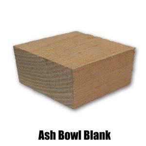 ash bowl blank