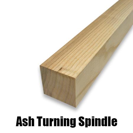 ash turning spindle