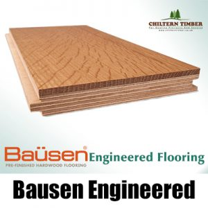 Bausen Engineered Hardwood Flooring