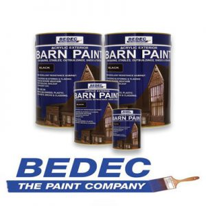 Bedec Barn Paint Suppliers
