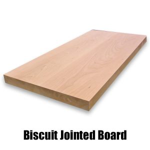 biscuit jointed cherry