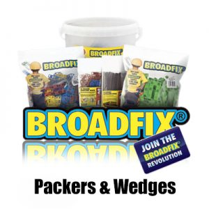 Broadfix Packers & Wedges Suppliers