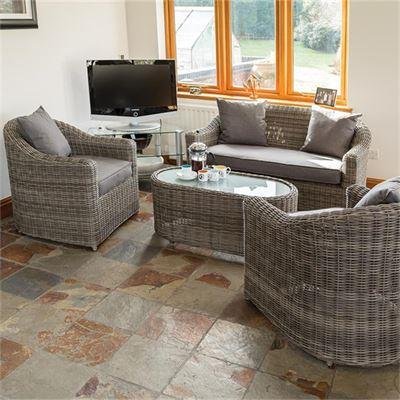 Set bunbury sofa set bunrset chiltern timber for Outdoor furniture bunbury