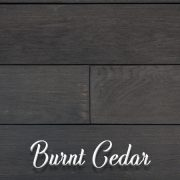 burnt cedar Millboard