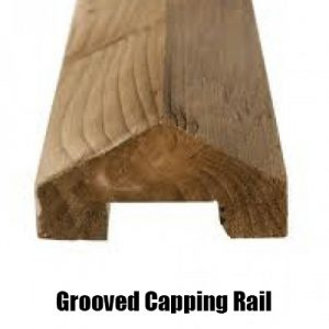 capping rail