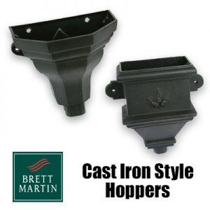 Brett Martin 'Cast Iron Style' Hoppers