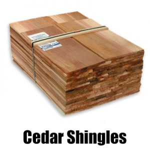 Cedar Shingles Suppliers
