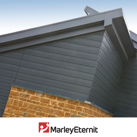 Fibre Cement Wood Effect Marley Cedral Click Trims