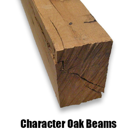 character oak beams web