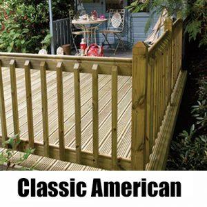 Richard Burbidge Classic American System
