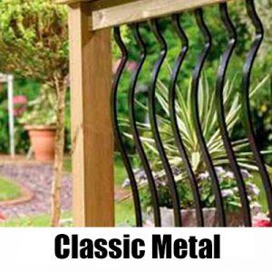 Richard Burbidge Classic Metal Baluster System