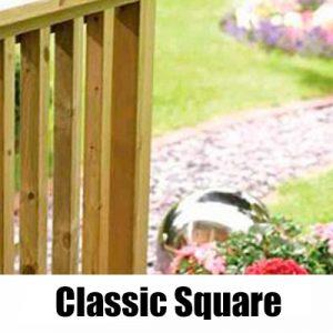 Richard Burbidge Classic Square System
