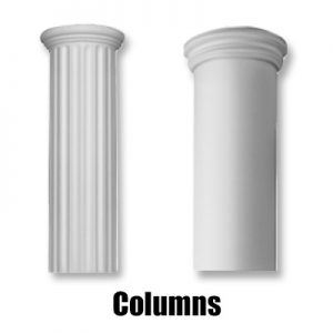 Moulded Column Suppliers
