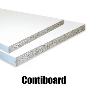 Contiboard/White Furniture board (C-Plas)