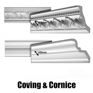 Coving & Cornice Suppliers