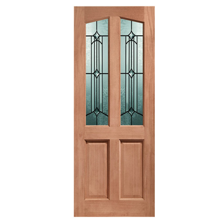 External Door U2013 Hardwood Richmond With Donne Glass Mu0026T