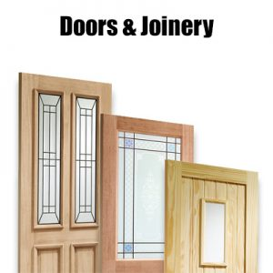 Doors & Joinery (Internal, External, Patio, French & Louvre)