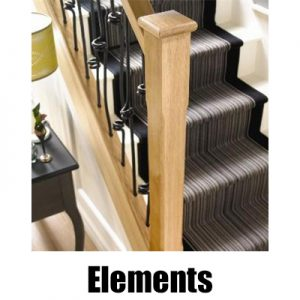 Richard Burbidge Elements Stairparts
