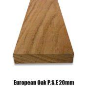 european oak pse 20mm 2