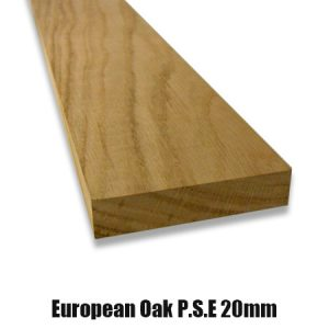 european oak pse 20mm