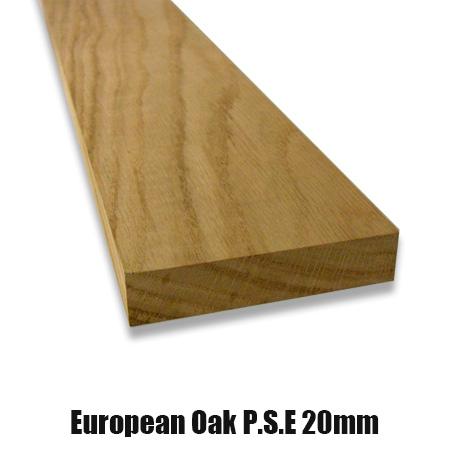 european oak pse 20mm