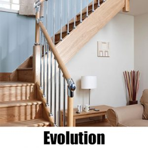 Axxys Evolution Stairparts