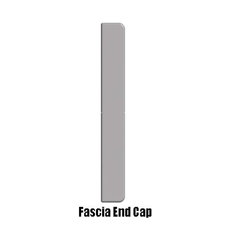 fascia end cap