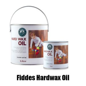 fiddes hardwax oil