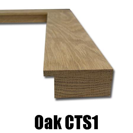 framing Oak CTS1c