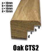 framing oak cts2d