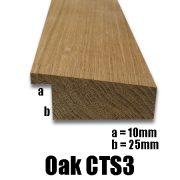 framing oak cts3b