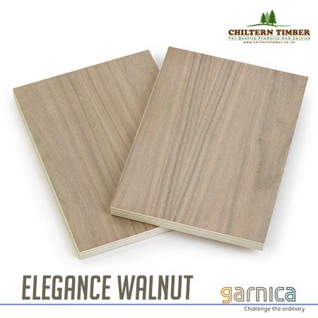 garnica elegance walnut