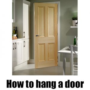 How to Hang a Door - Video Guides
