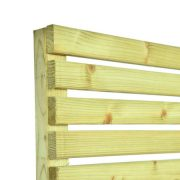 harmony fence panel close