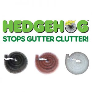 Hedgehog Gutter & Drain Brush