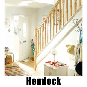 Richard Burbidge Trademark Hemlock Stairparts