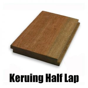 Keruing Half Lap Lorry Decking Suppliers