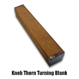 knob thorn turning spindle