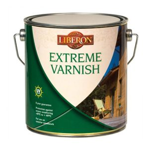 liberon extreme varnish
