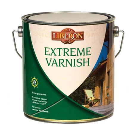 liberon extreme varnish