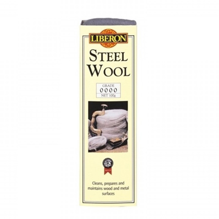 liberon steel wool