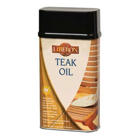 liberon teak oil