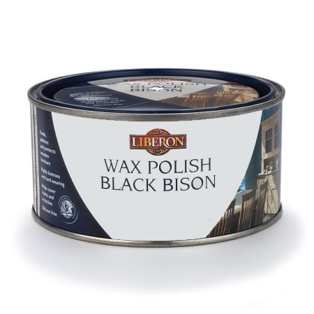 liberon wax polish black bison