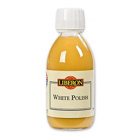 liberon white polish