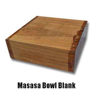 masasa bowl blank