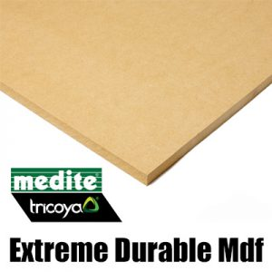Medite Tricoya Extreme Durable MDF