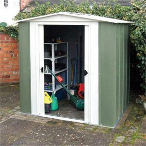 Metal Garden Shed Suppliers