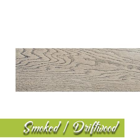 Millboard Fascia Board Standard Chiltern Timber